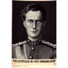 Woven Silk Belgian Prince Leopold III