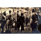 WWI Italy Filzi Lynched Military Real Photo