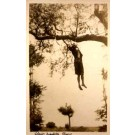 Hanged Zapatista Real Photo