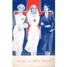 Shoulder-to-Shoulder Red Cross Nurses