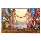Male Nudes Shaking Hands Congress Torino