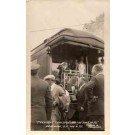 President Coolidge Days of 76 Real Photo