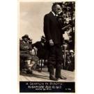 President Coolidge Reading Sermon RP