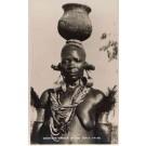 Africa Kenya Nude Black Rainmaker RP