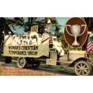 Woman's Temperance Union Parade Float