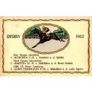 Horse Racer Derby Diner Advert