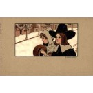Young Lovers in Winter
