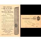 NYC Advert Brushes Jewish Merchant Pioneer