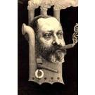 King Edward VII as a Battleship