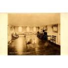 Boston Billiard Room Real Photo