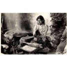 Mexican Tortillas Maker Brehme Real Photo