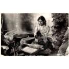 Mexican Tortillas Maker Brehme Real Photo