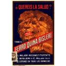 Lion Advert Medicine Spanish