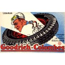 Champion Bicyclist Lesueur Advert Tires
