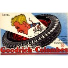 Champion Bicyclist Level Advert Goodrich Tires