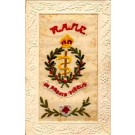 Royal Army Medical Corps Snake Embroidered Silk