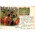 Advert Fourth of July Cat by Doll House