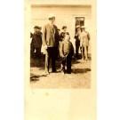 Coolidge with His Classmate Midget RP