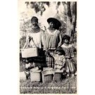 FL Everglades Seminole Indian Family RP