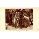 1933 Chicago Expo Africa Nigeria Black Prince