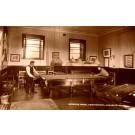 UK Galashiels Billiards Players Smoking Room RP