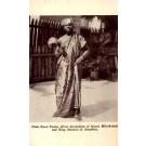 Black King 1933 Chicago World's Fair Royalty