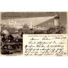Germany Berlin Expo 1896 Ships Lighthouse