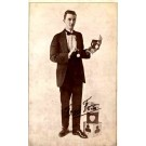 Magician Fred Fox