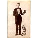 Magician Fred Fox