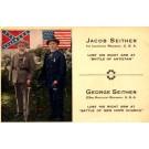 Civil War Veterans Seither