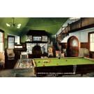 New York Loomis Sanatorium Billiards