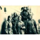 Russian Pilots Rescuers of Polar Explorers