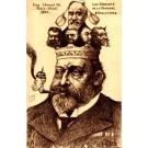 British King Edward VII Orens Political Satire