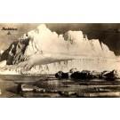 Shakleton Polar Exploration Real Photo