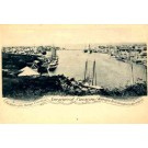 Dutch West Indies Curacao View Sailboats
