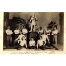 CA San Francisco 1910 Gymnastics Men Real Photo