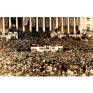 Inaguration President Wilson Real Photo