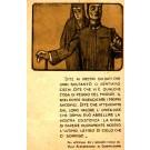WWI Nurse Behind Blind Soldier