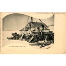 Polar Exploration Assembling Gas