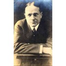 Evangelist Billy Sunday Portrait Real Photo