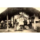 FL Musa Isle Seminole Indian Kitchen Real Photo