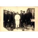 Viking Ship Roald Amundsen Real Photo
