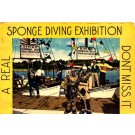 Sponge Diver Exhibition FL Tarpon Springs Set