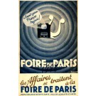 Radio Paris Trade Fair 1948