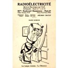 Advert Radio Tube Comic