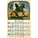 Horse Rider Sheet Music Japanese