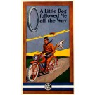 Motorcyclist and Bulldog Advert Tires