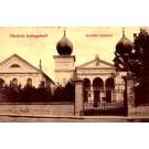 Hungary Gyongyosrol Synagogue