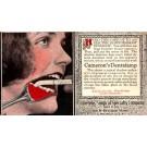 Advert Dentalamp of Cameron's Co. Novelty