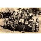 Seminole Indian Children from Musa Isle FL RP
